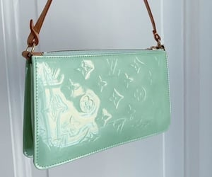 green, Louis Vuitton, and design image