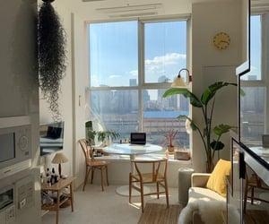 decor, apartment, and city image