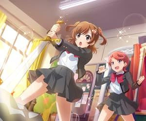 anime girl, isurugi futaba, and game image
