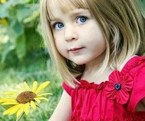 baby, beautiful girl, and girl image