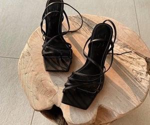 alternative, black, and black shoes image
