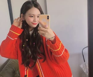 yewon, yuju, and eunha image