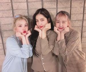 idol, eunha, and gfriend image