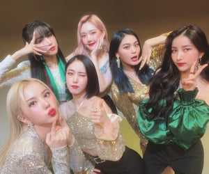 girl group, kpop, and sowon image