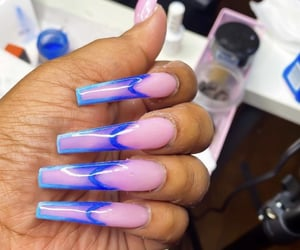long nails, beauty, and claws image