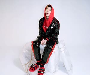 leader, rapper, and zico image