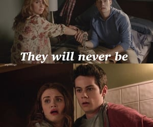 human, teen wolf, and lydia martin image