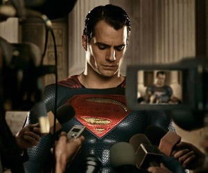 clark kent, DC, and superman image