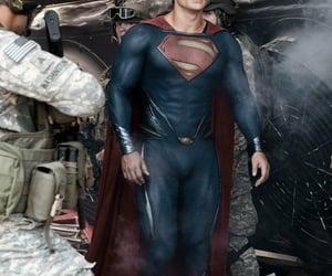 clark kent, superman, and Henry Cavill image