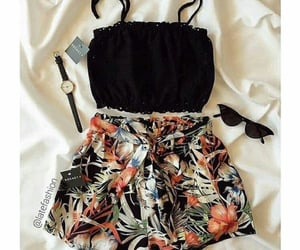 accessories, floral, and inspiration image