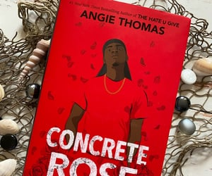 book, reader, and angie thomas image
