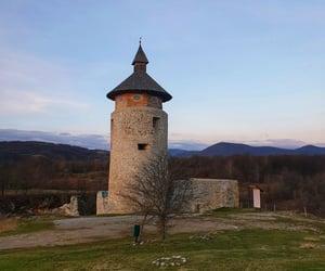 castle, Croatia, and hrvatska image