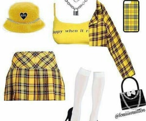 accessories, inspiration, and plaid skirt image