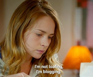 blogger, blogging, and movie image