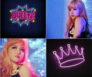 2ne1, aesthetic, and colorful image