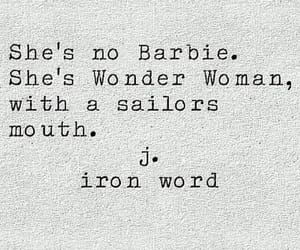 girl, quotes, and wonder woman image