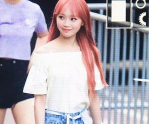 izone, cute, and kim chaewon image