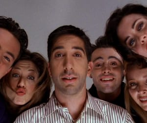 friends, ross geller, and series image