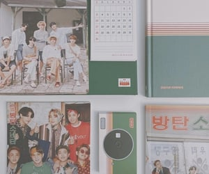kpop, bts, and merch image