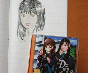 art, イラスト, and kanna hashimoto image