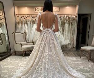 bride, details, and dress image