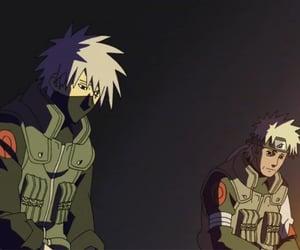 anime, naruto, and white fang image