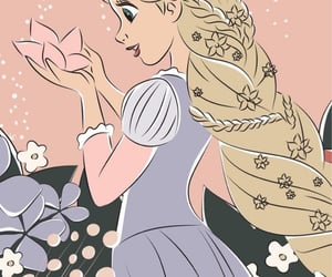 background, disney, and princess image