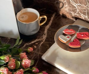 aesthetic, beverage, and breakfast image