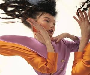 Yumi Lambert by Alexandre Desmidt for Vogue Portugal