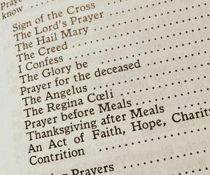 book, prayers, and gebet image