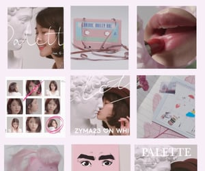 aesthetic, soft, and kpop moodboard image