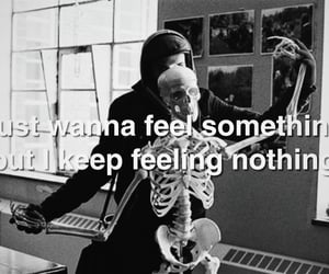 empty, feelings, and grunge image