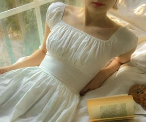 dress, girl, and cute outfit image