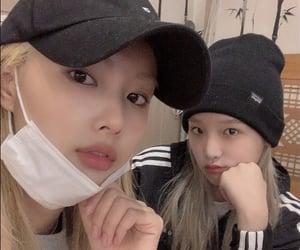 kpop, choi yena, and lq image