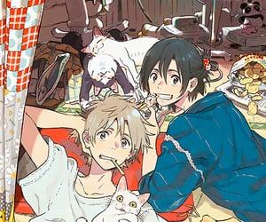 bl, umibe no etranger, and anime image