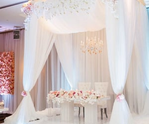 amazing, wedding, and decoration image