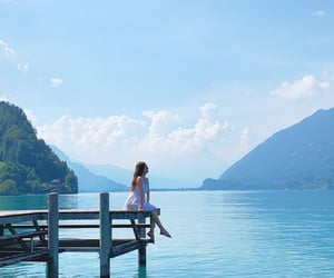 switzerland, ly mademoiselle, and the daily happiness image