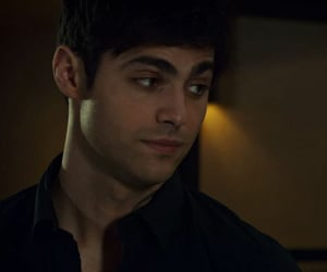 alec lightwood and shadowhunters image