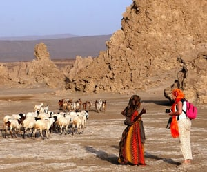 africa, travel, and wanderlust image