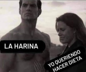 comer, dieta, and Henry Cavill image
