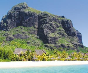 beautiful, mauritius, and nature image