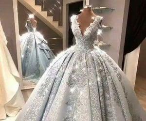 bright, cinderella, and dress image
