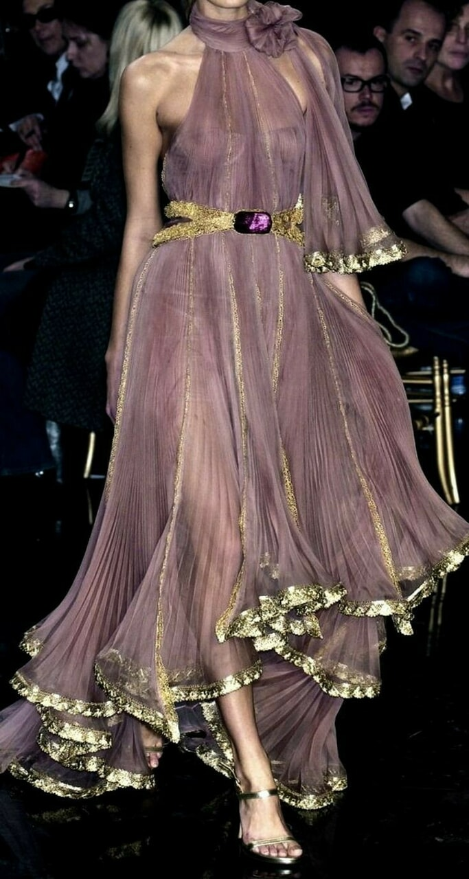 haute couture, luxury, and dress image