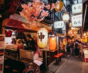 aesthetic, tokyo, and travel image