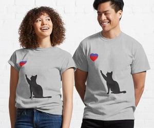 fashion, funny, and blackcat image