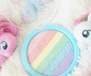 beauty, makeup, and blush image