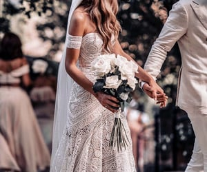 bride, wife, and relationship goals image