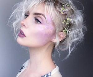 blush, creative, and purple image