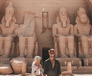 adventure, tempel, and egypt image