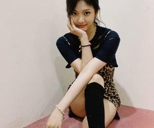 gg, ning yizhuo, and kpop image